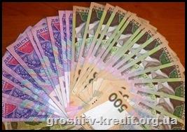 Де взяти кредит готівкою 20 тис. грн. у банку