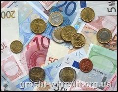 Євровалюта під відсотки
