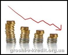 Чи варто брати кредит при падінні курсу гривні?