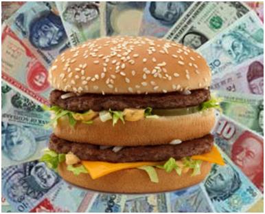 Гривня увійшла до трійки недооцінених валют світу