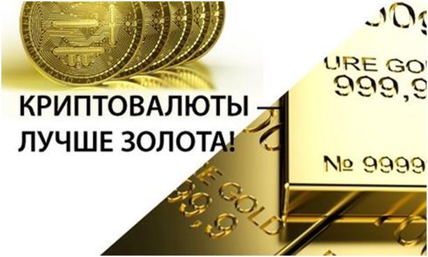 Інвестування в криптовалюту під час кризи.