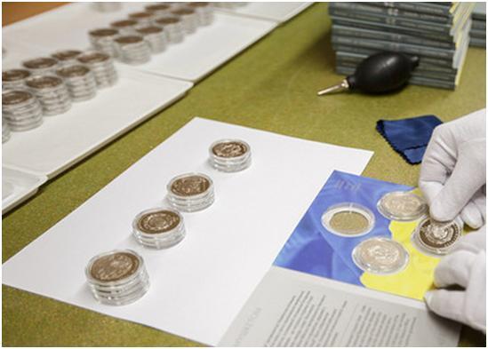 Де купити пам'ятні монети НБУ